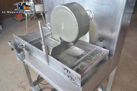 Chocolate enrobing machine 250 mm Piróg