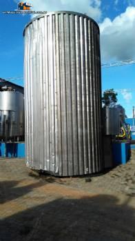 Stainless steel tank 50.000 L Globoinox