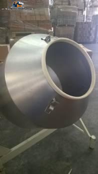 Stainless steel Drageadeira