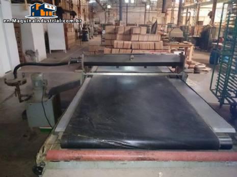 Mp1300s sealing curtain