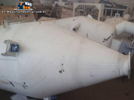 Storage silos Wamgroup