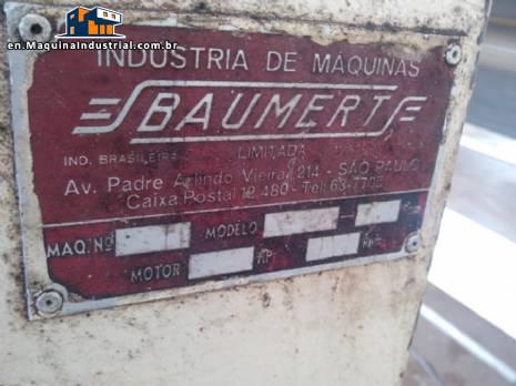 Baumert brand filling system