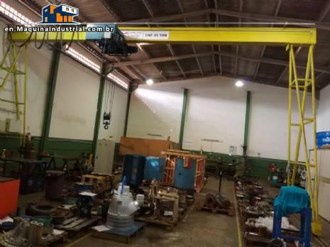 Overhead cranes 5 ton Qualix