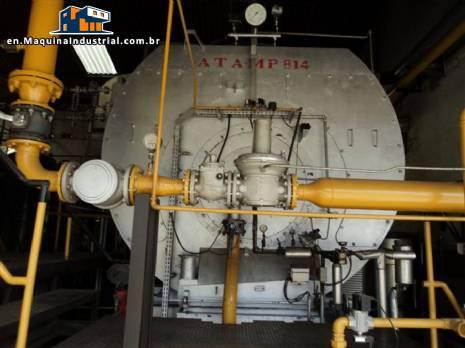 ATA MP type boiler