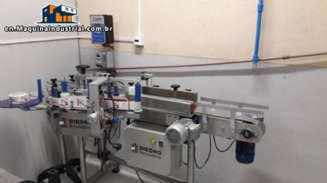 Labeling machine Diedro