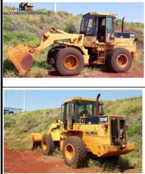 Tractor Excavator Caterpillar