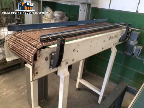 Mini roller conveyor belt Packintec