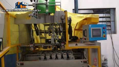 Brooms and brushes machine CNC Primata