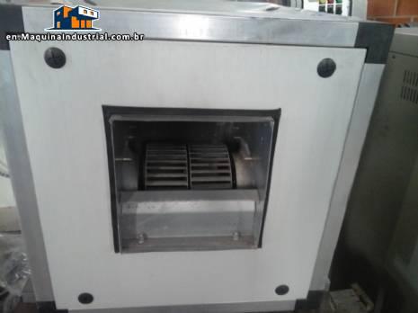 Exhaust ventilation unit Berliner Luft